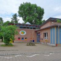 Eingangsbereich Kiga Spatzennest Ammerndorf