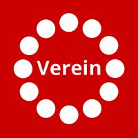 """Rotes Piktogramm """"Verein"""""""